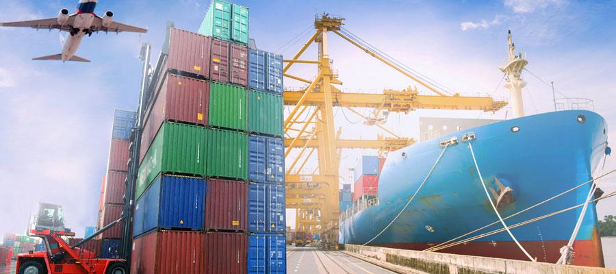 Département d'import-export